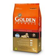 Ração Premier Pet Golden Formula de Frango e Arroz para Cães Filhotes