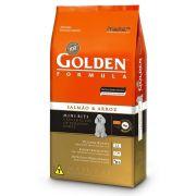 Ração Premier Pet Golden Formula de Salmão e Arroz para Cães Adultos de Raças Pequenas