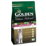 Ração Premier Pet Golden Seleção Natural de Frango e Arroz para Gatos Filhotes