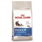 Ração Royal Canin FHN Indoor 7+ para Gatos Adultos de Ambientes Internos a partir de 7 Anos de Idade
