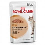 Ração Royal Canin FHN Intense Beauty em Sachê de Gatos Adultos para Pelagem Saudável - 85 g