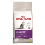 Ração Royal Canin FHN Sensible para Gatos Adultos de Sensibilidade Digestiva