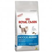 Ração Royal Canin Indoor Long Hair para Gatos Adultos de Pelos Longos em Ambientes Internos