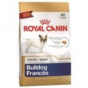 Ração Royal Canin SBN Adult para Cães Adultos da Raça Bulldog Frances