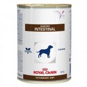Ração Royal Canin Veterinary Diet Gastro Intestinal em Lata para Cães Adultos - 400 g