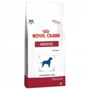 Ração Royal Canin Veterinary Diet Hepatic para Cães Adultos com Doenças Hepáticas