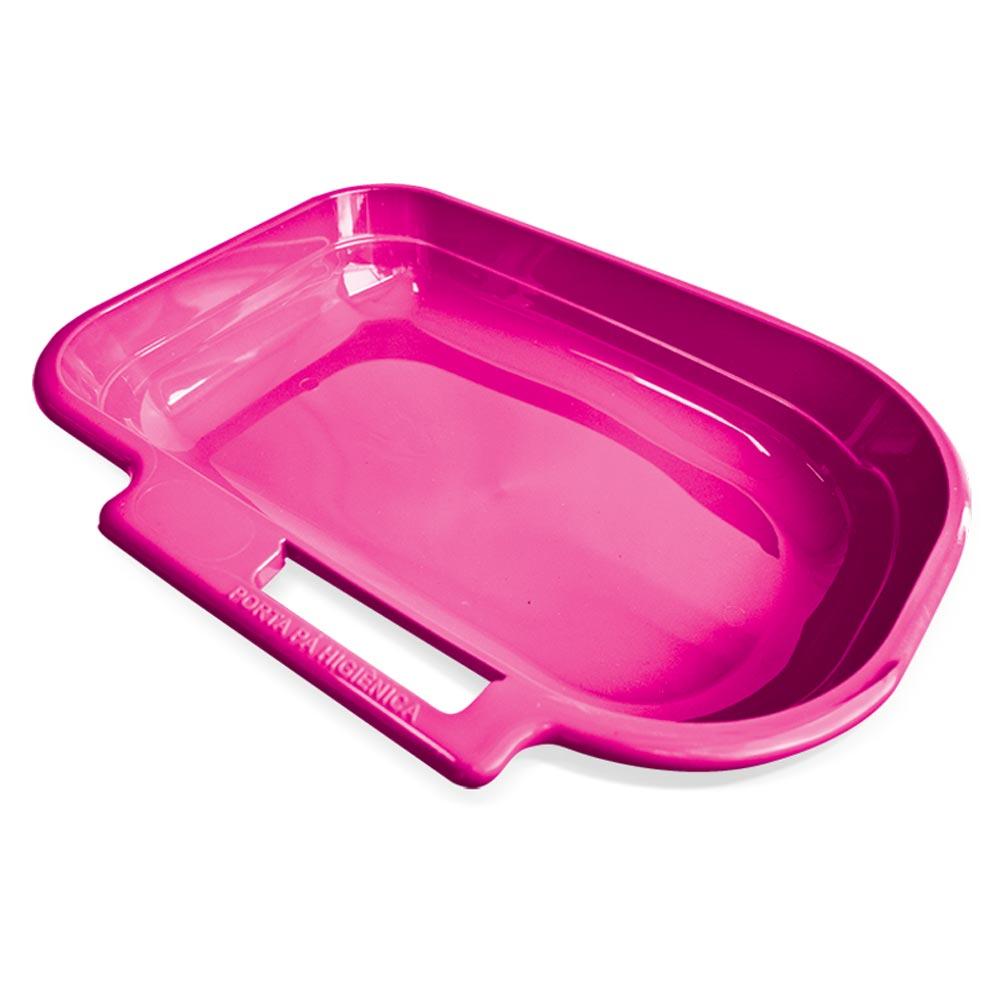 Bandeja Sanitária Plastpet Zooplast Gato - Rosa
