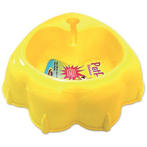 Bebedouro Automático Plastpet Pet Fox - Amarelo
