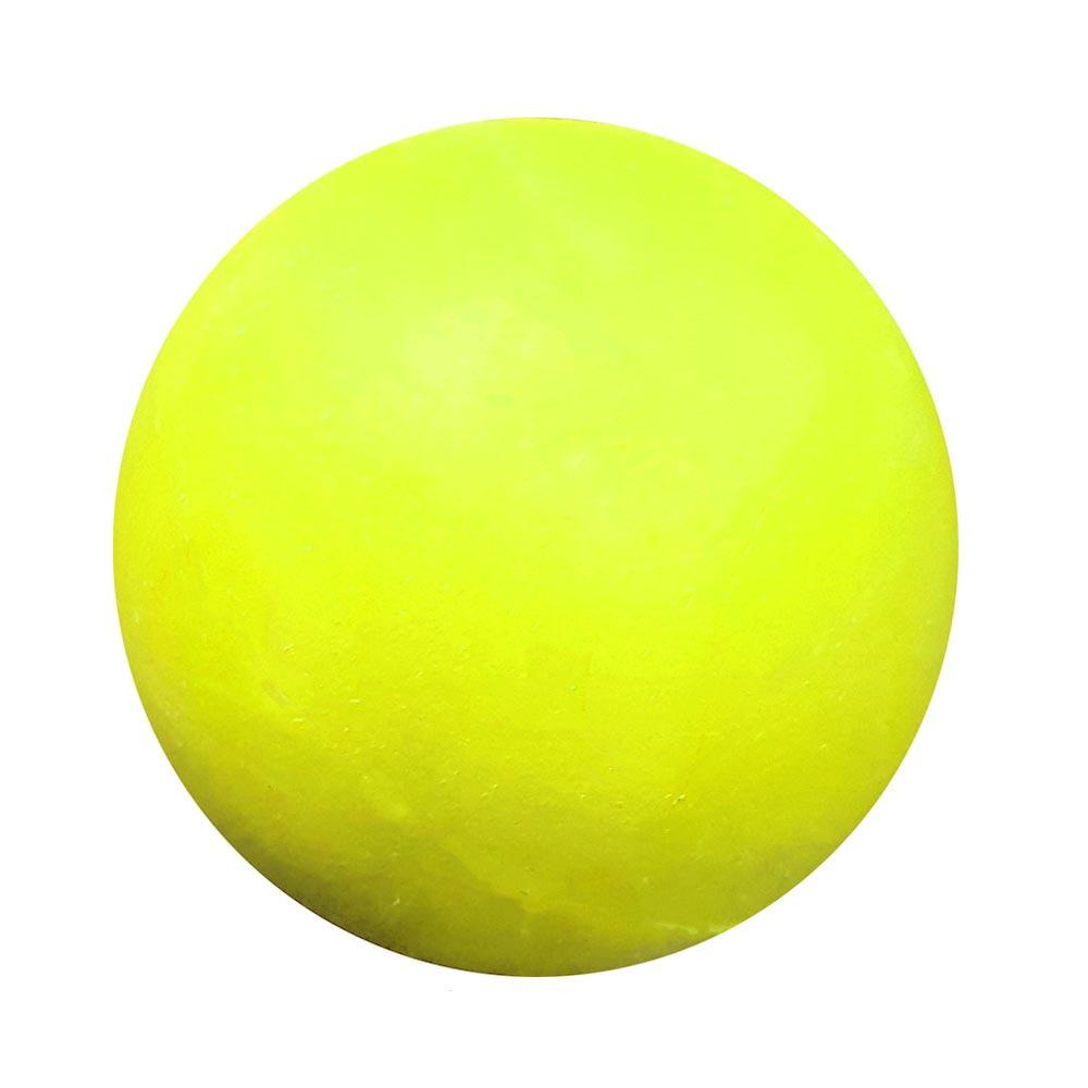 Brinquedo Furacão Pet Bola Maciça - Amarelo