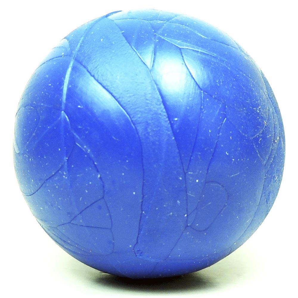 Brinquedo Furacão Pet Bola Maciça - Azul