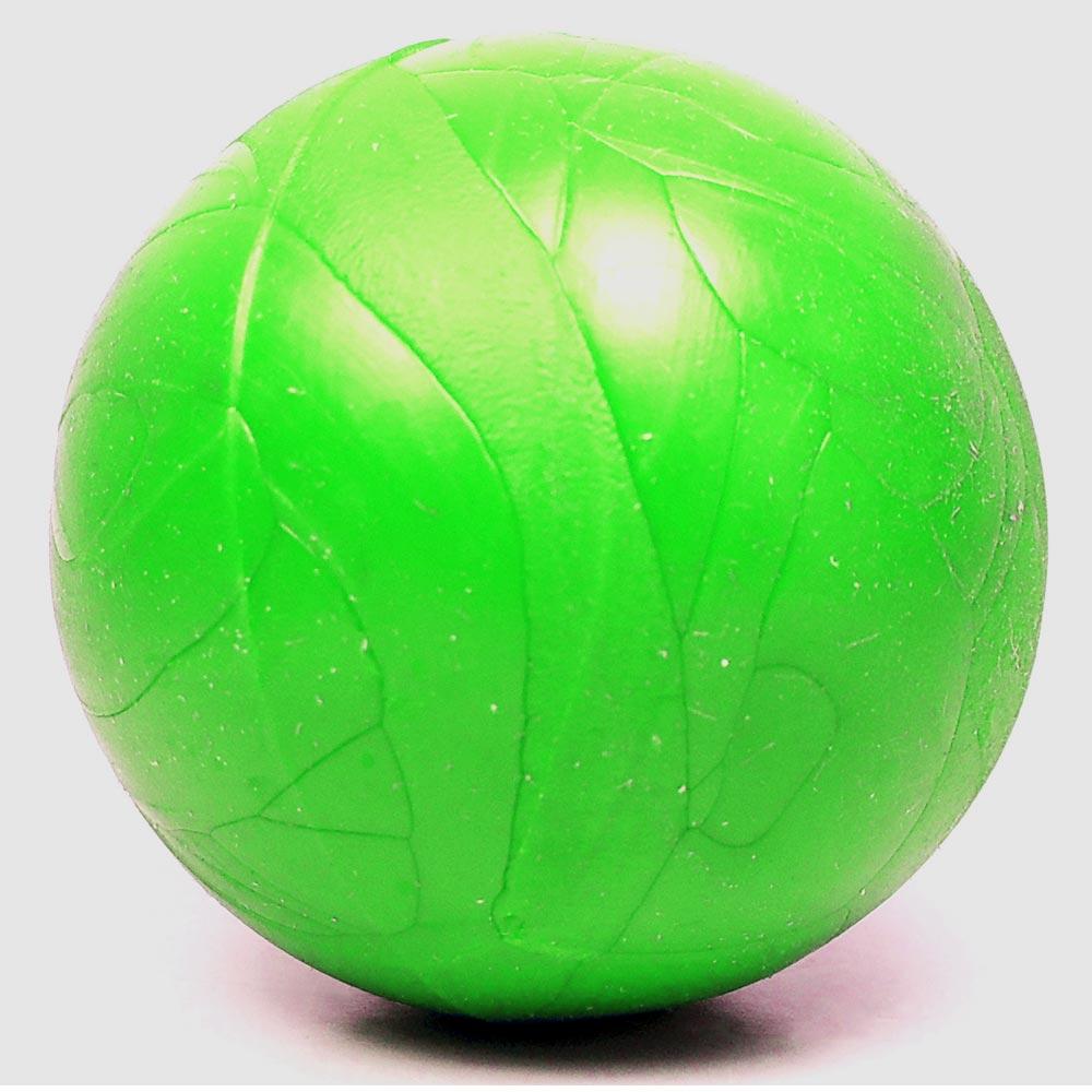 Brinquedo Furacão Pet Bola Maciça - Verde