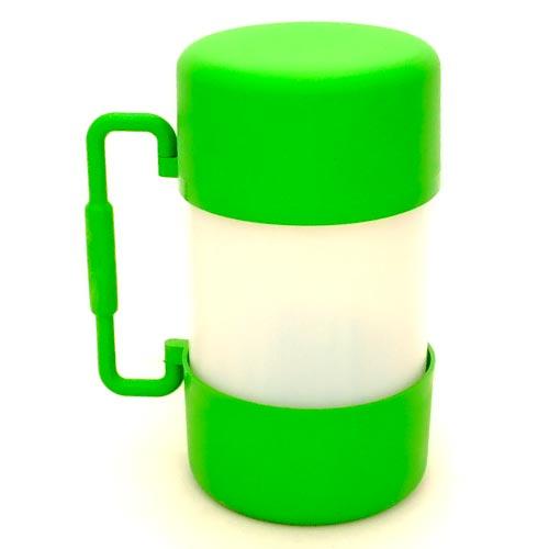 Container Alvorada Pet para Alimentação de Viagem My Bag - Verde