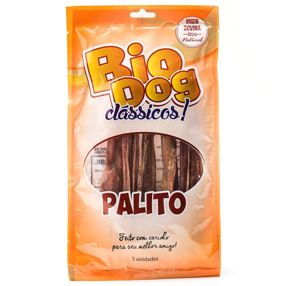 Petiscos BioDog Clássicos Palito - 5 Unidades