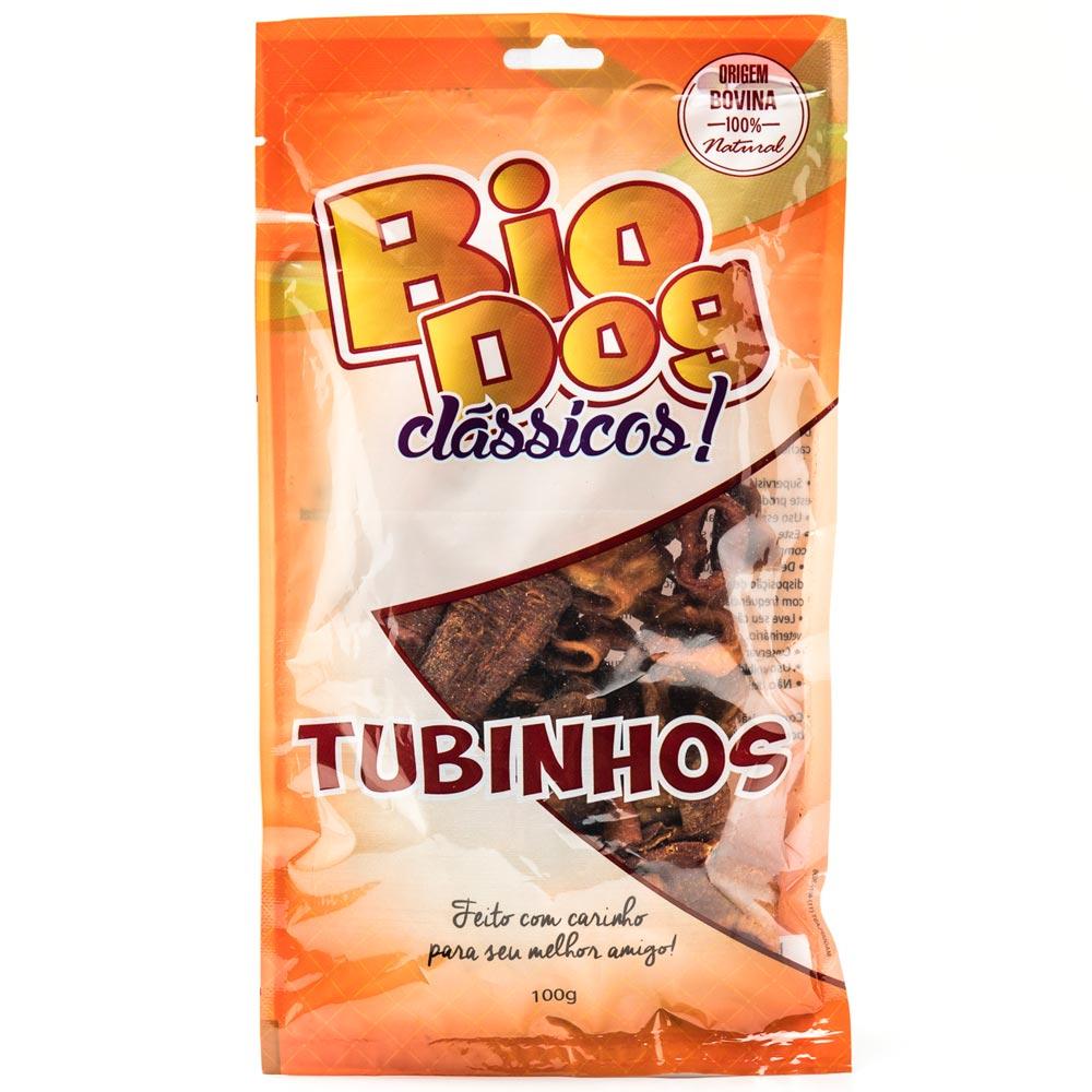 Petiscos BioDog Clássicos Tubinho - 150 g