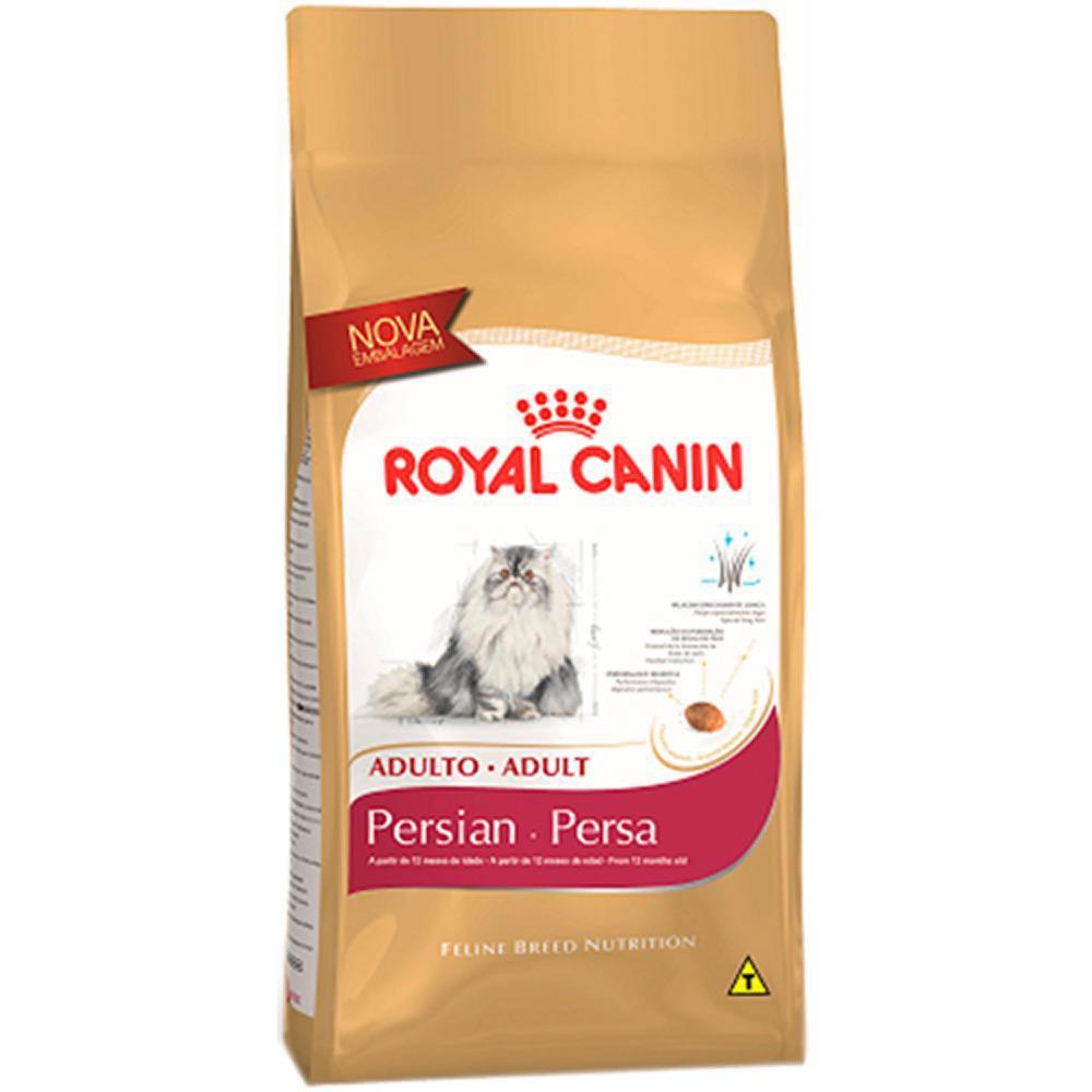 Ração Royal Canin FBN Persian para Gatos Adultos da Raça Persia