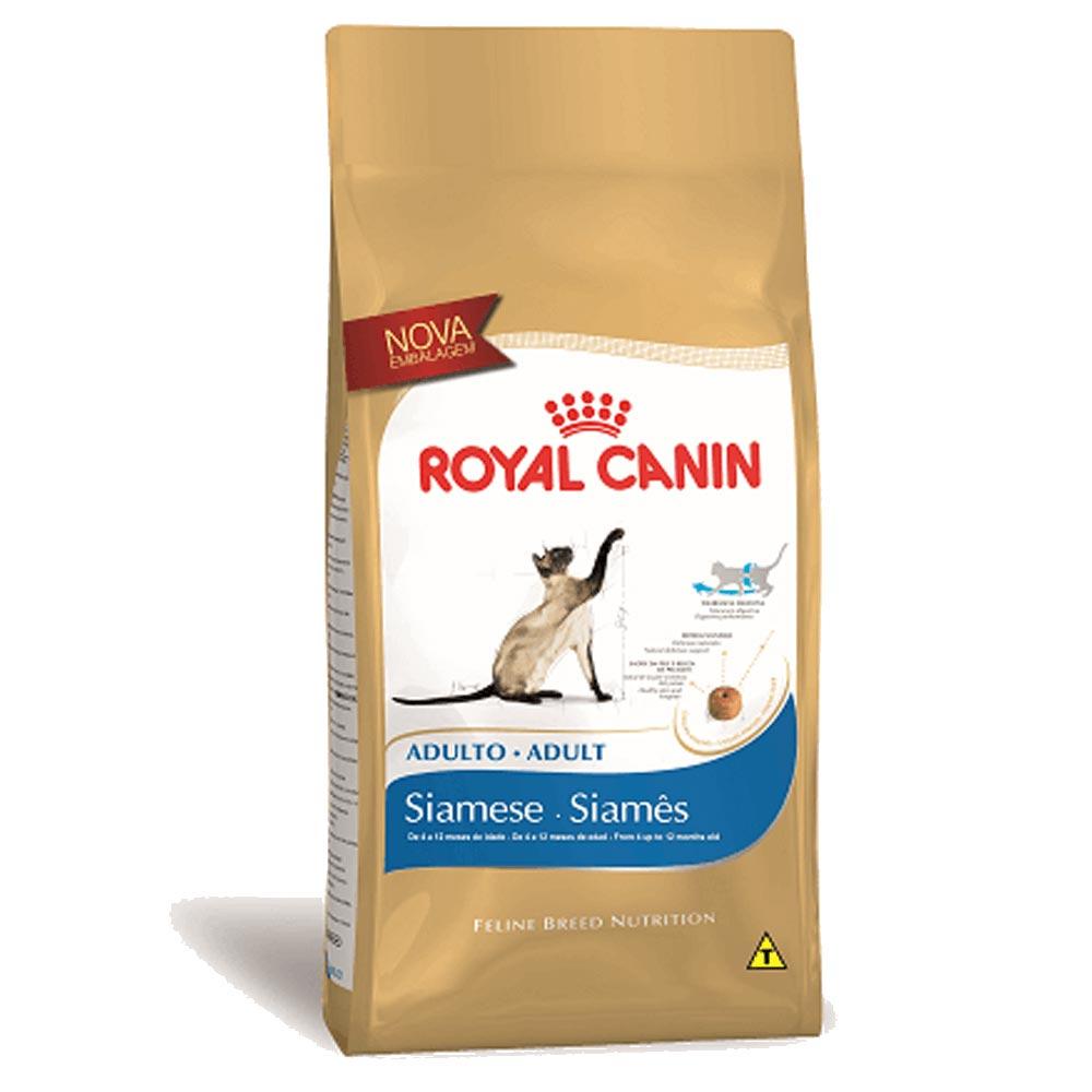 Ração Royal Canin FBN Siamese para Gatos Adultos da Raça Siames