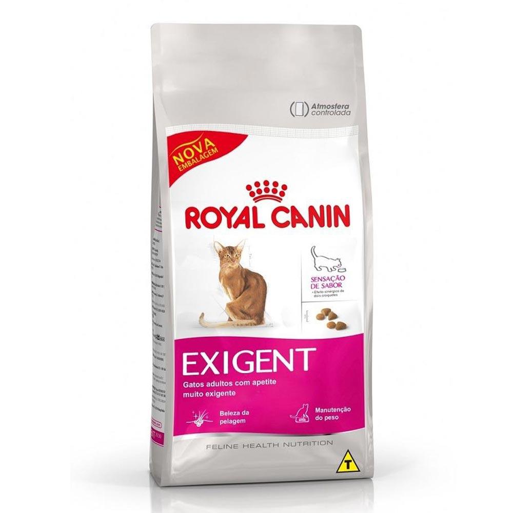 Ração Royal Canin FHN Exigent para Gatos Adultos de Apetite Exigente