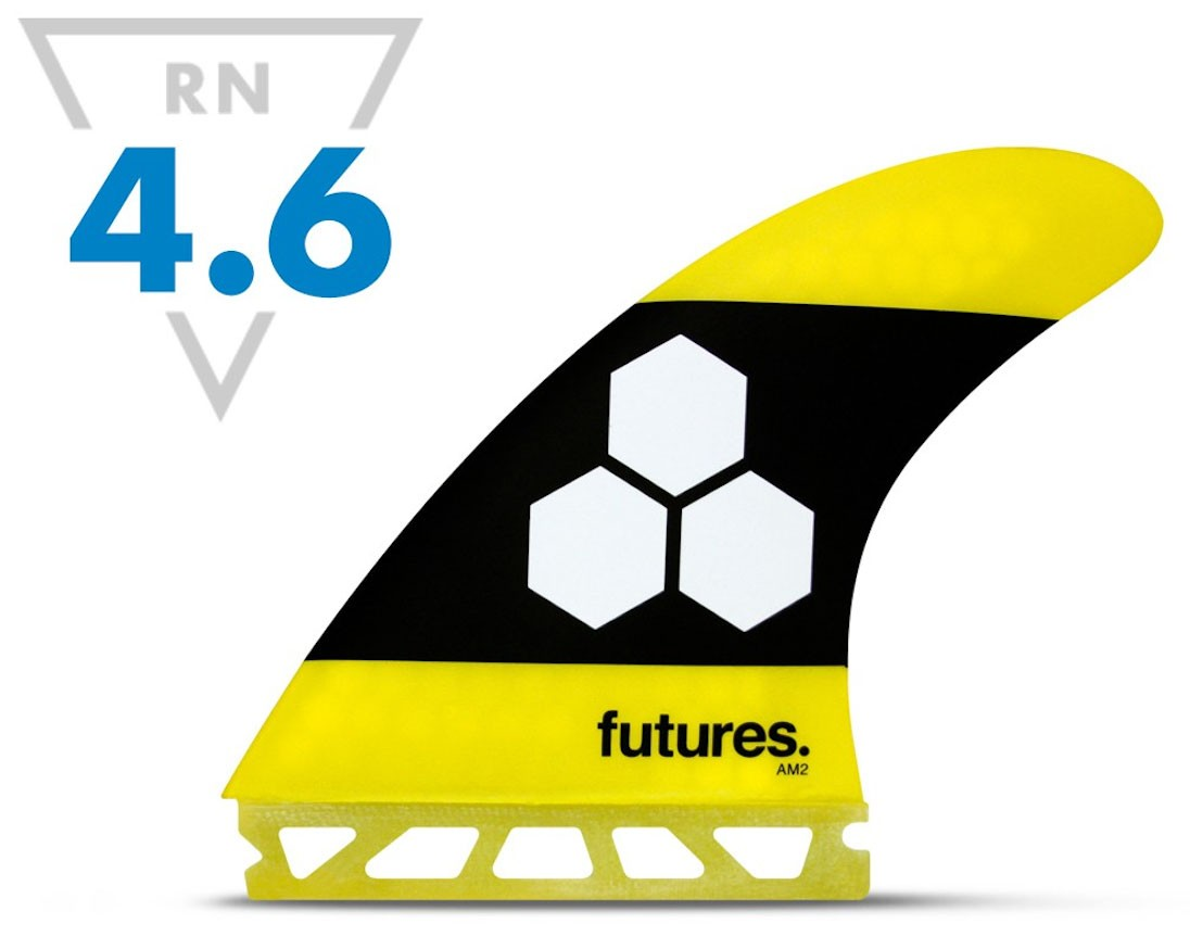 AM2 Honeycomb - Futures Fins
