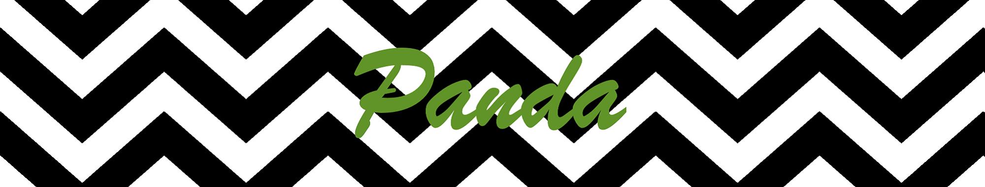 Festa Panda! Divirta-se!