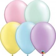 Balão de Látex Perolado Qualatex 5 Polegadas 100 unidades