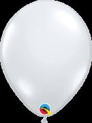 Balão Látex Cores Translúcidas  5pol 25unid - Qualatex