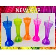 New Cup Festas 750ml Várias Cores