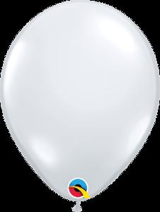 Balão Látex Cores Translúcidas 11pol Qualatex (25unid)