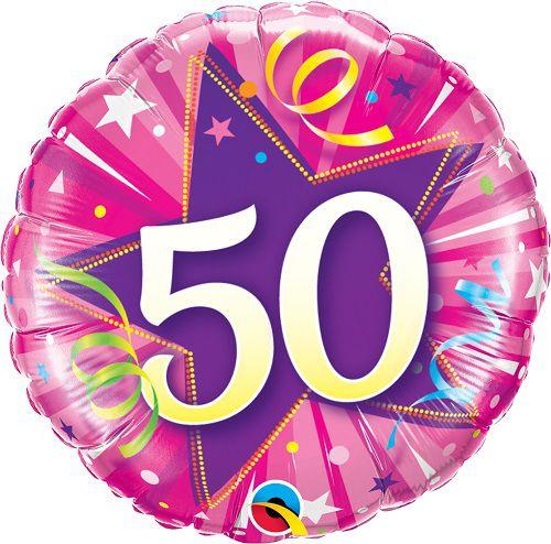 Balões Metalizados Happy Birthday 18pol Qualatex