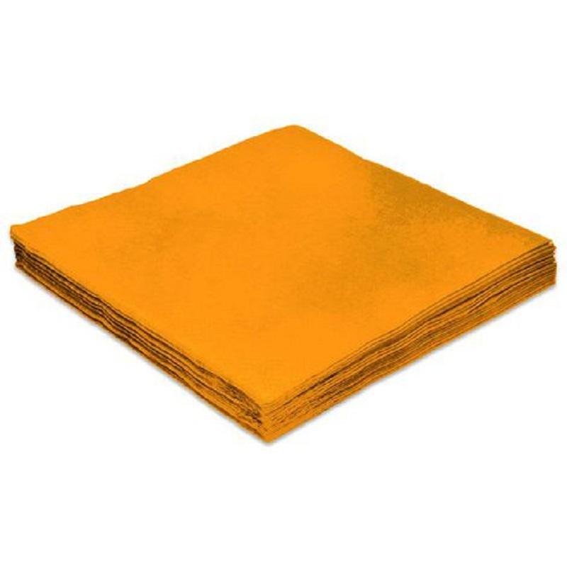 Guardanapo Papel Amarelo 20 unidades