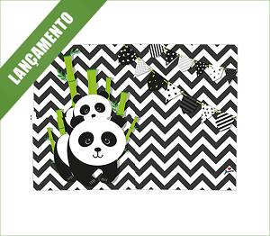 Painel Gigante de Parede Panda Junco