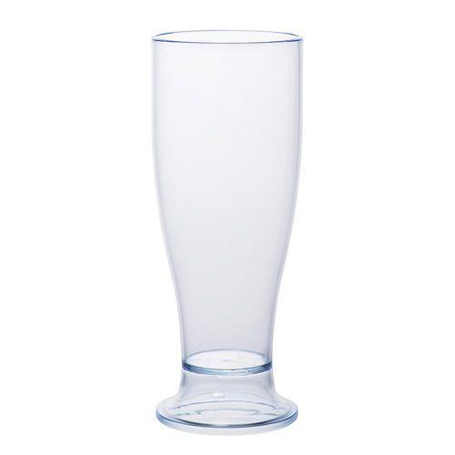 Taça Acrílica para Cerveja Tulipa 250ml Incolor Neon Bezavel