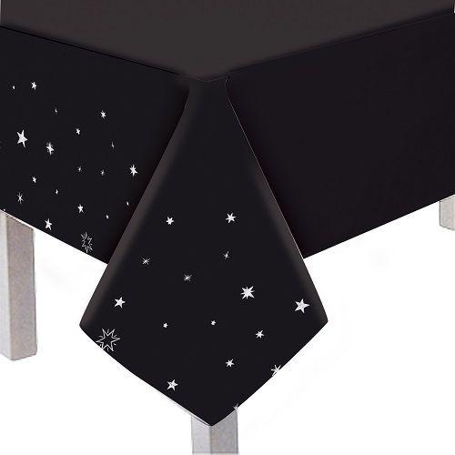 Toalha de Mesa Principal Astronauta 1,18x1,80m Cromus