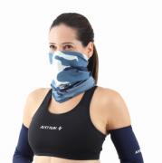 Bandana Camuflada Tubular Azul