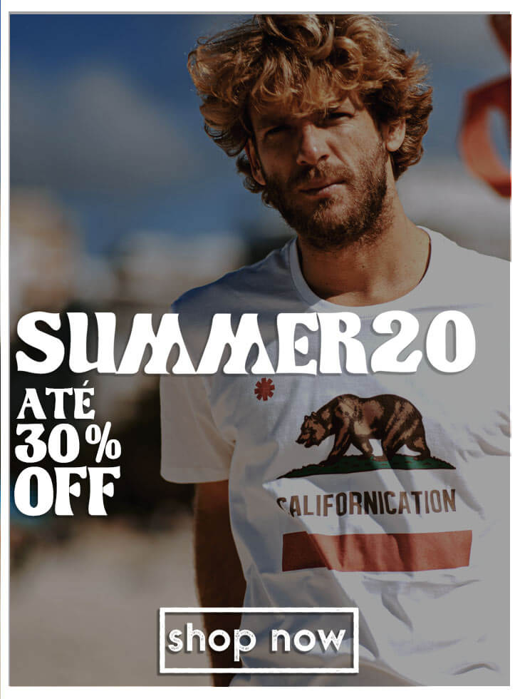 Summer 20: up to 30% OFF!
