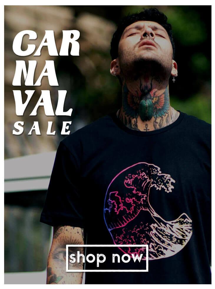 Carnaval Sale da Strip Me: Até 40% 0FF!