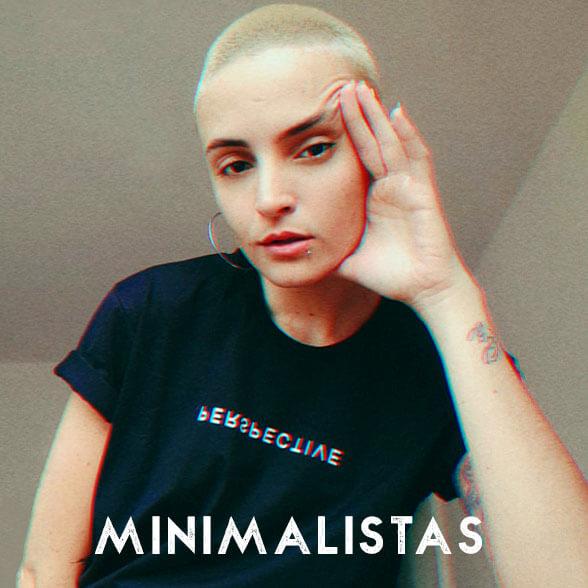 Coleção Minimalistas - Strip Me