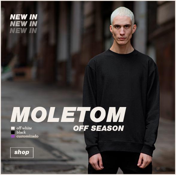 MOLETOM - strip me