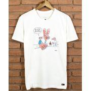 Camiseta 2 dedos de uísque