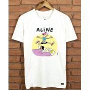 Camiseta Aline