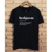 Camiseta Bedgasm