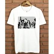 Camiseta Beijo Hotel de Ville