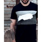 Camiseta Black Wave
