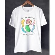 Camiseta Boneca Despedaçada