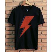 Camiseta Bowie Raio