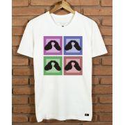 Camiseta Cabelão