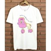Camiseta Cadelinha Treta