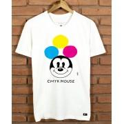 Camiseta CMYK Mouse