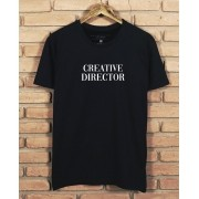 Camiseta Creative Director
