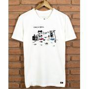Camiseta Croc 'N' Roll