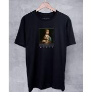 Camiseta Dama com Arminho